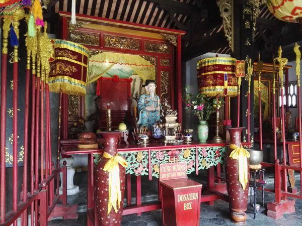 pagoda en hoi an