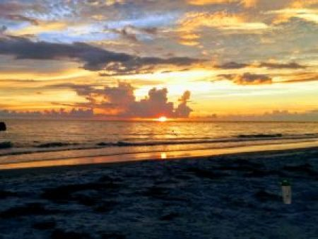 Golfo de Mexico en Florida