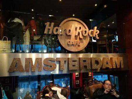 Hard Rock Cafe Amsterdam