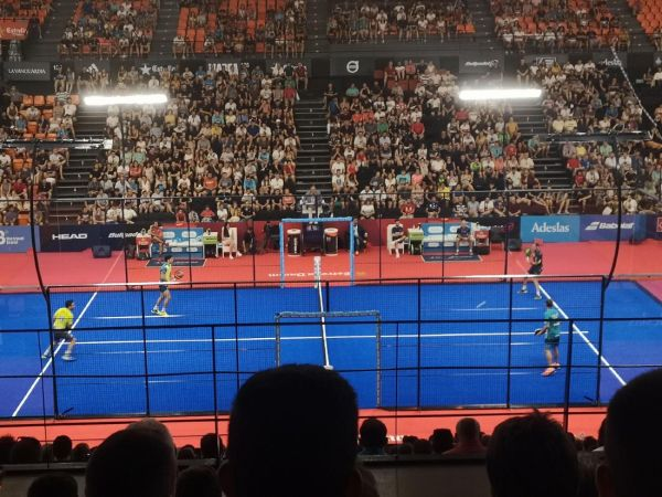 World Padel Tour Valencia