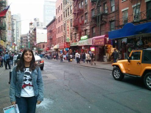 Barrio chino New York