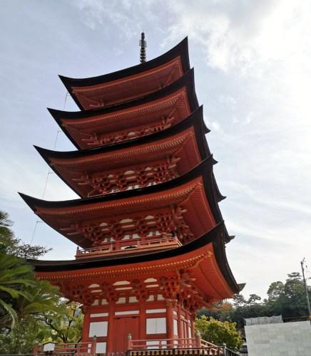 miyajima torii itsukushima