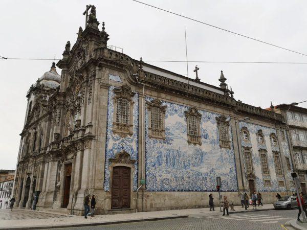 Que ver en Oporto en 2 días Igreja do Carmo