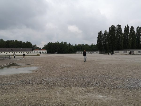 Patio principal Dachau