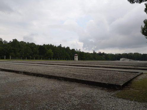 zona barracones Dachau
