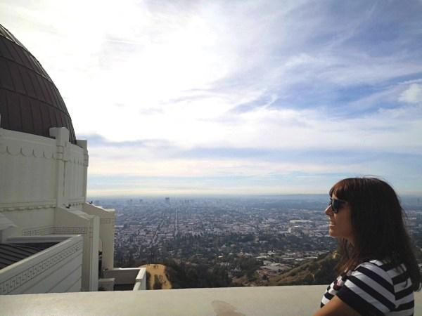 Observatorio Griffin Los Angeles