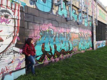 Street art Viena