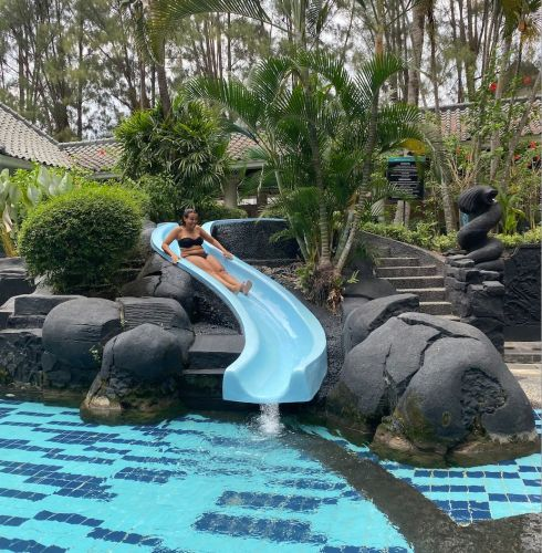 donde dormir en Yogyakarta Meliá Purosani