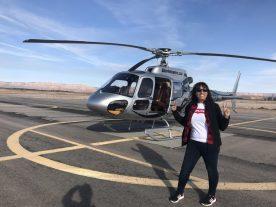 Helicopetero Gran Cañon Las Vegas