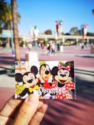 guía como visitar Disneyland Park en California