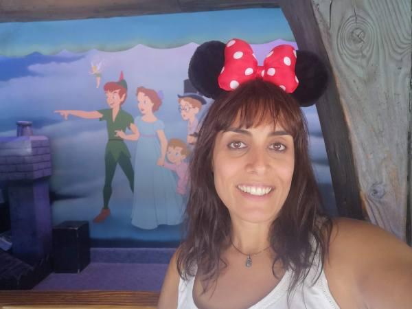 atraccion Peter Pan Fantasyland Dia¡snelyland Park California