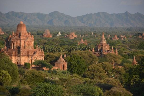 Bagan lugares para viajar en 2020