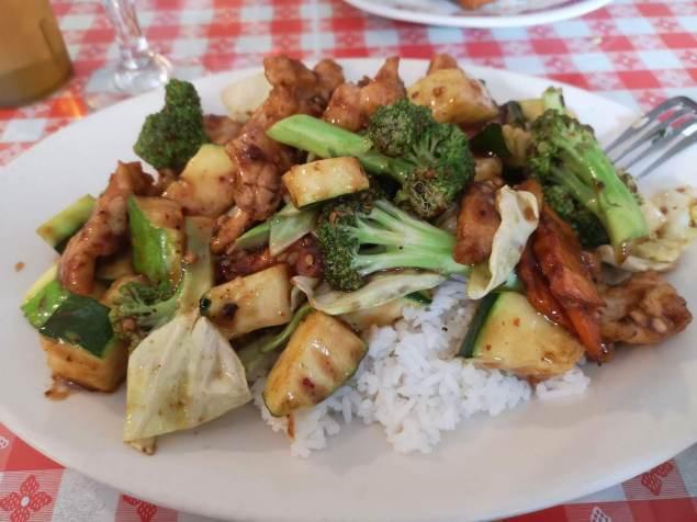 Yan's Kitchen Chinatown San Francisco