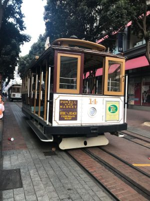 como moverse por San Francisco