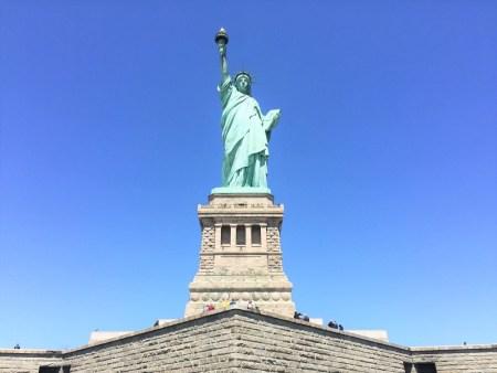 Visitar la Estatua de la Libertad en Nueva York @Voy a NYC
