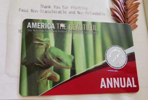 Pase Anual visitar Parques Naturales Estados Unidos