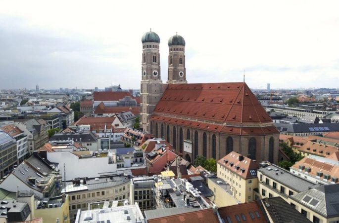 que ver en Munich en 1 dia