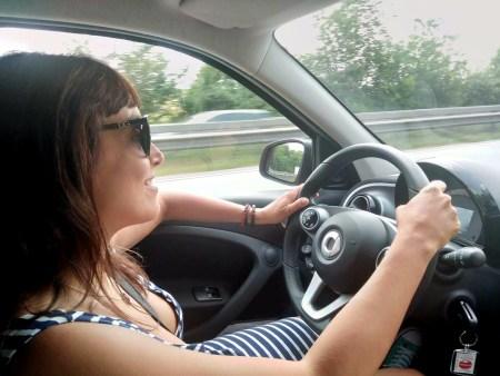 conduciendo por Alemania