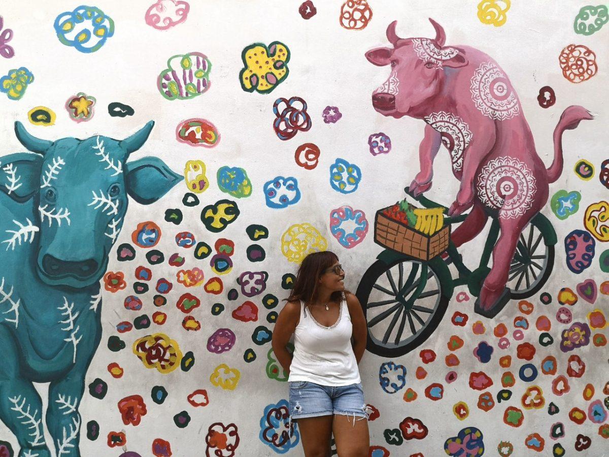 El street art en Singapur