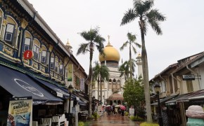 Que ver en el Barrio Arabe de Singapur