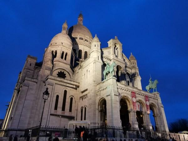Sacre Coeur Las visitas imprescindibles de París