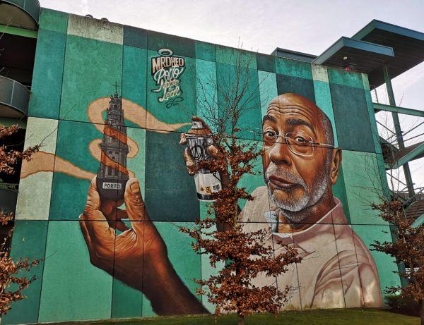 street art de Oporto