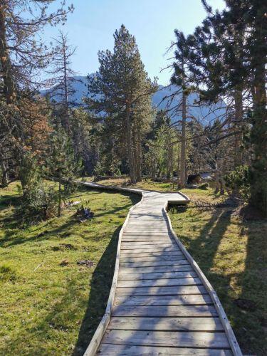 Excursión de Aigüestortes al Estany Llong