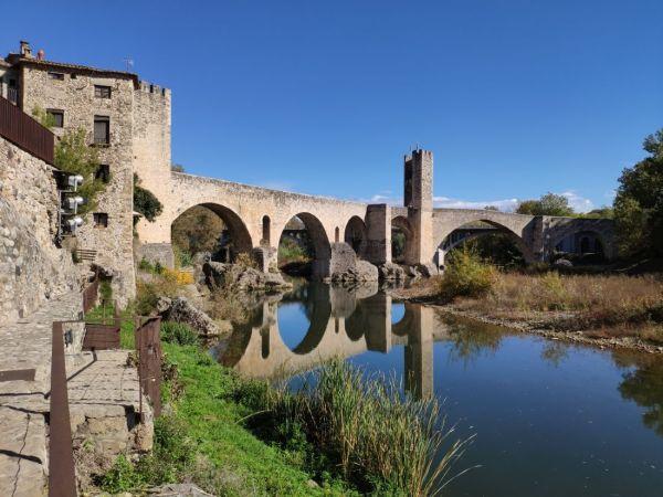 pueblos medievales Girona