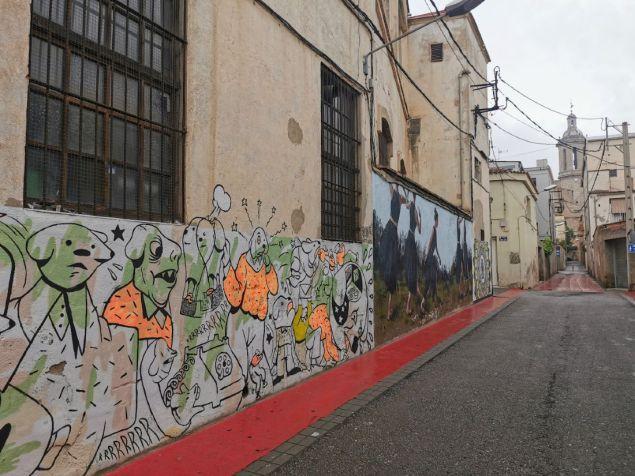 Street Art Esparreguera