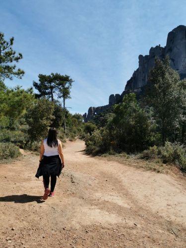 Foradada Montserrat