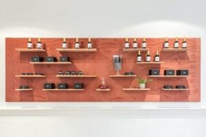 iBrowbar Products Wall