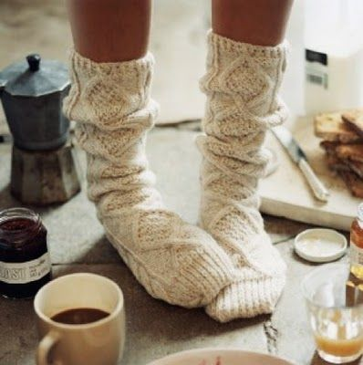 calcetines invierno