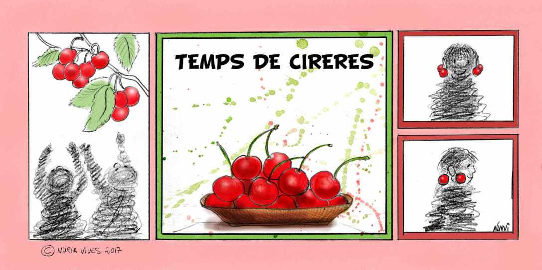 Cherries Time