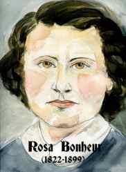 Rosa Bonheur by Nuria Vives