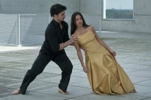 קטע מריקוד בסרט 'פינה'