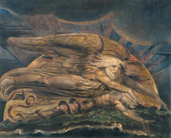 Elohim Creating Adam 1795/c.1805 William Blake 1757-1827 Presented by W. Graham Robertson 1939 http://www.tate.org.uk/art/work/N05055