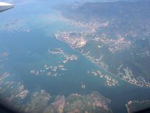 Laos von oben