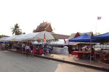 Luang Prabang - Markt