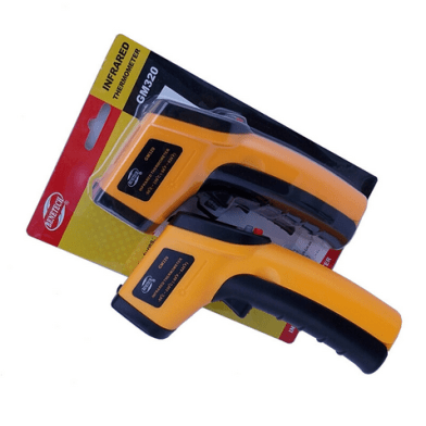GM320 Infrared Thermometer 6