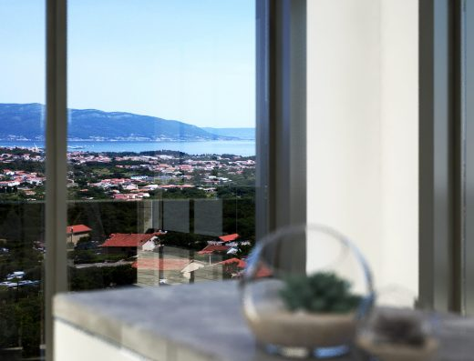 Beautiful sea view property Montenegro