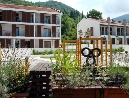 new development tivat montenegro
