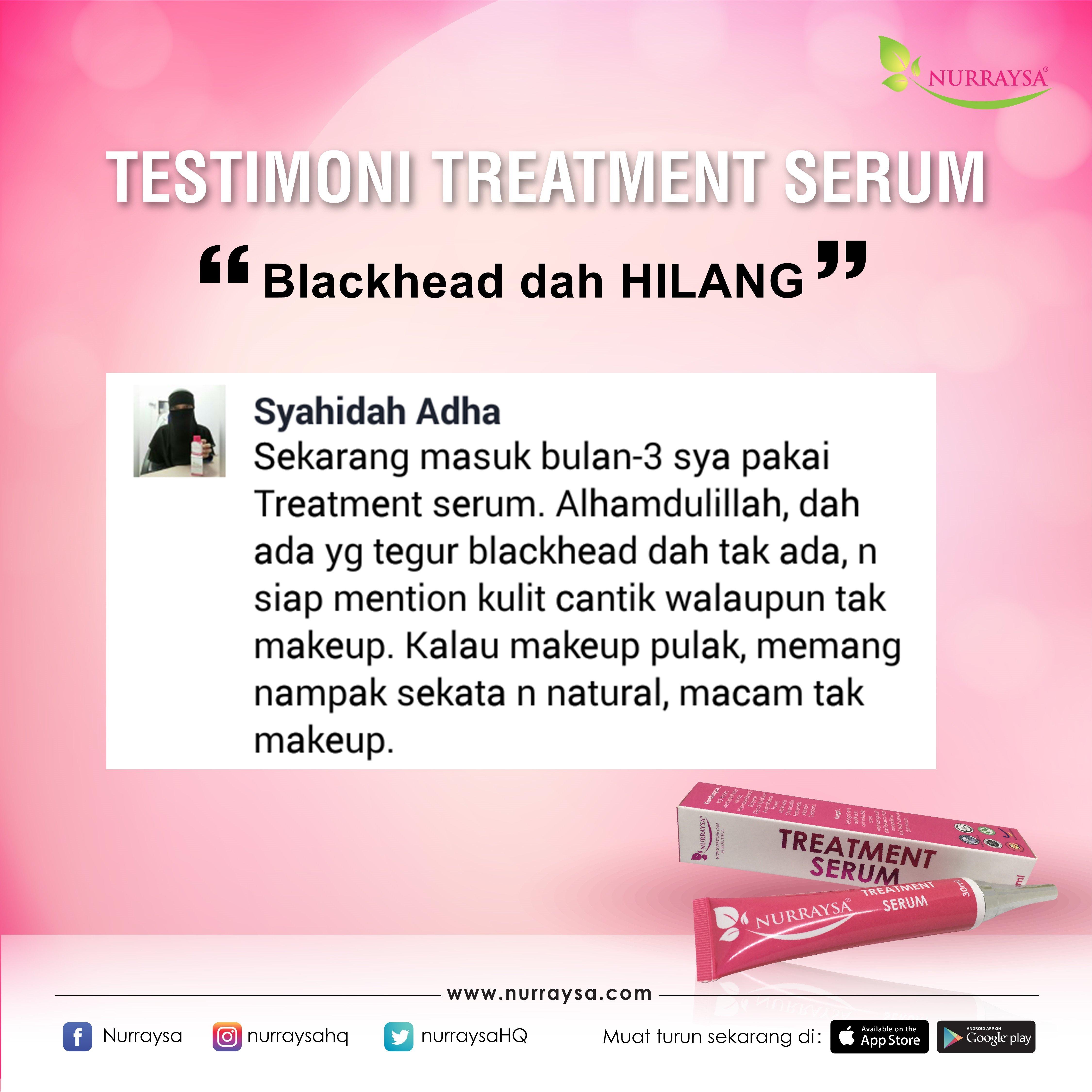 Testimoni Treatment Serum 3