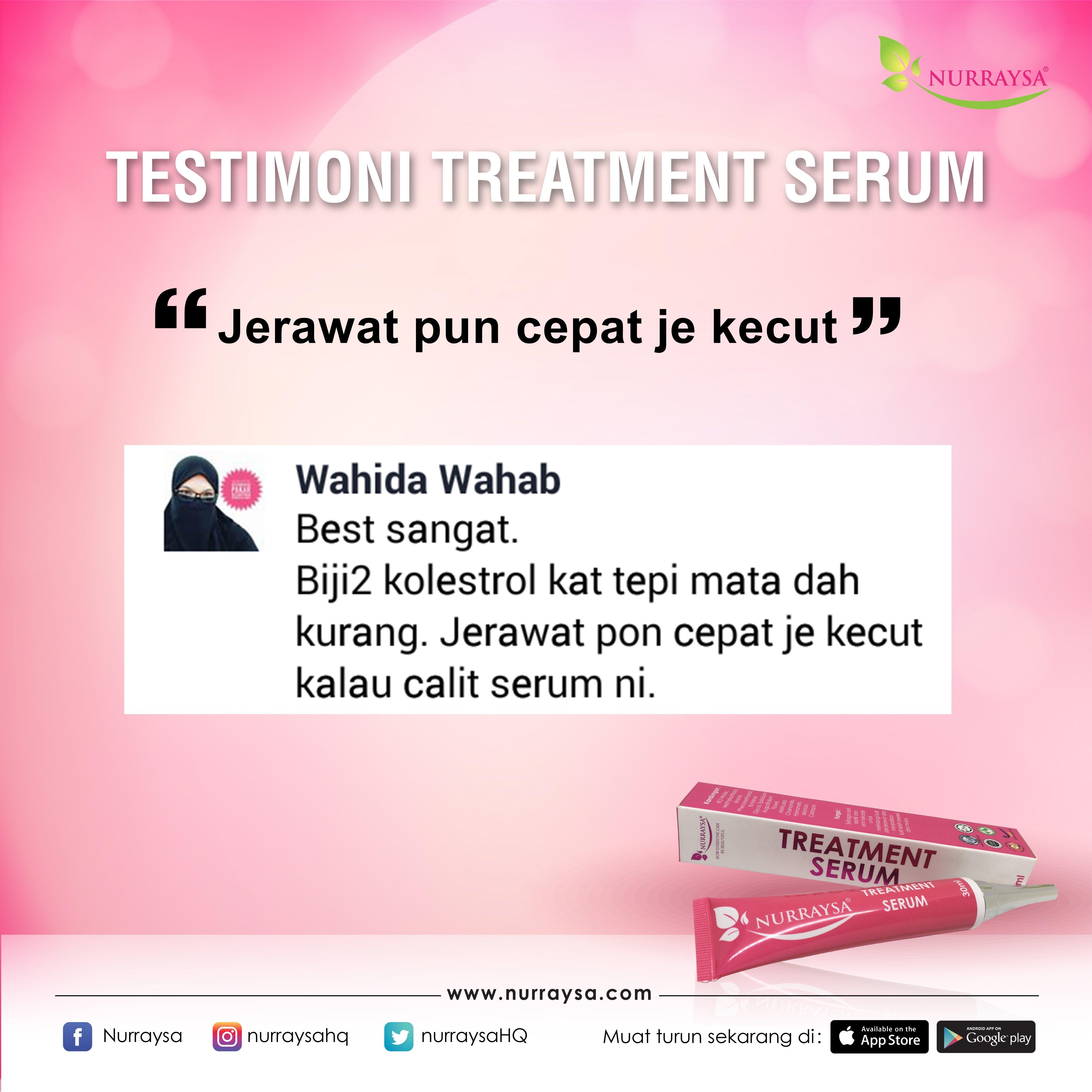 Testimoni Treatment Serum 7