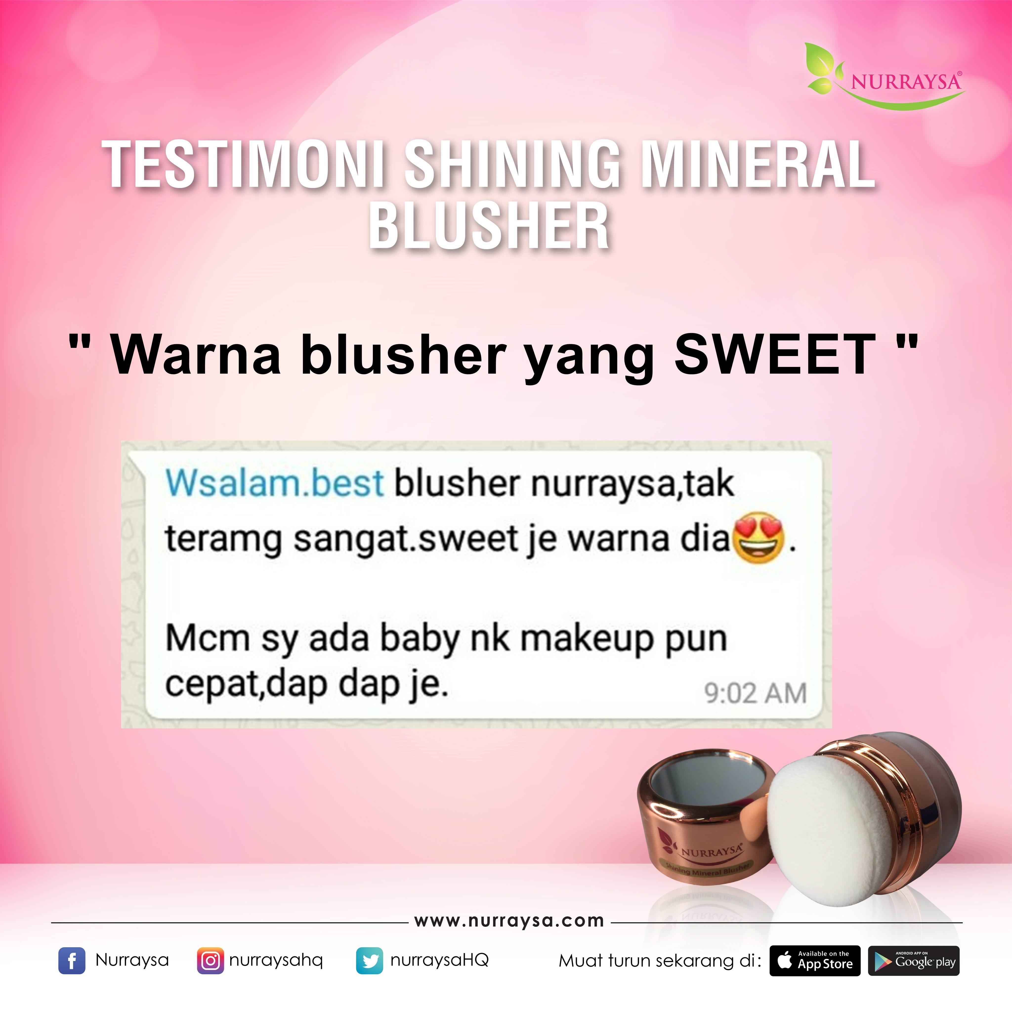 Blusher 17