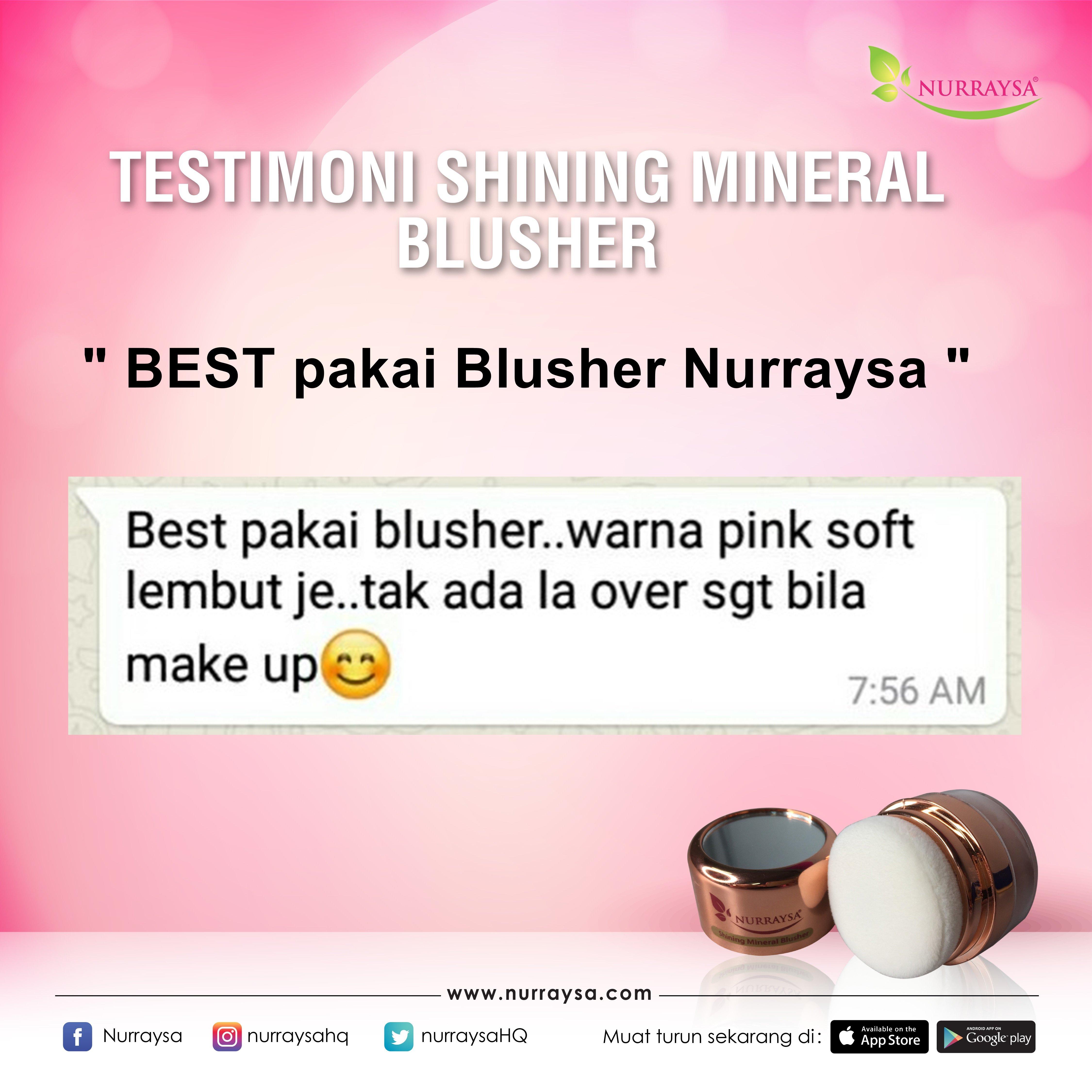 Blusher 8