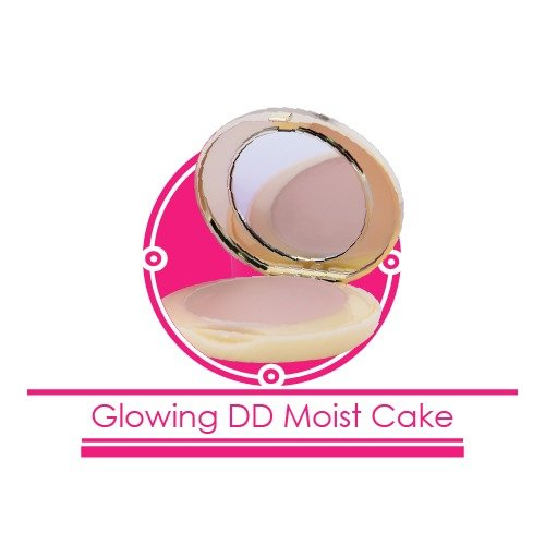 Glowing DD Moist Cake