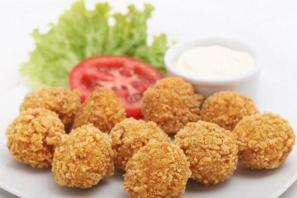 Resepi Pilihan: Resepi Bebola Ayam Cheese