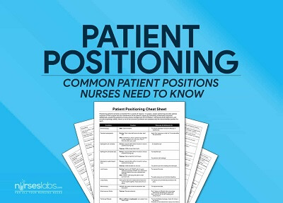 NurseChat Quiz: 10 positions you should know and their uses