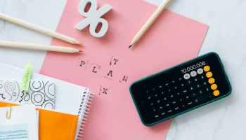 wood office writing mathematics
