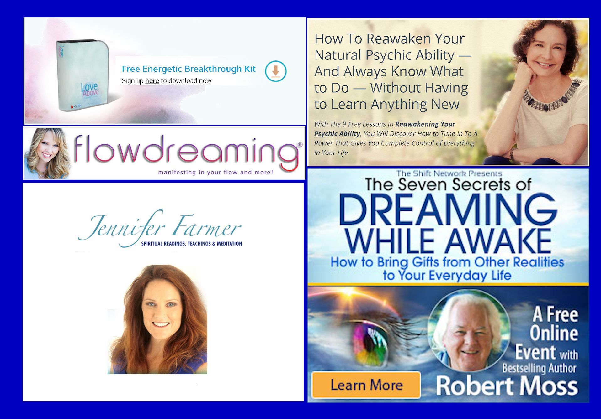 5 Free Spiritual Journey Resources You Can Enjoy Now!